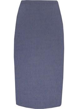 Spódnica klasyczna szara  Sarex Sarex-moda - kod rabatowy
