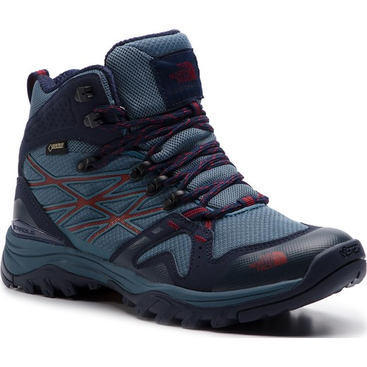 Trekkingi THE NORTH FACE - Hedgehog Fastpack Mid Gtx (Eu) GORE-TEX T93FXIC2Y  China Blue/Peacoat Navy  The North Face 44.5 eobuwie.pl