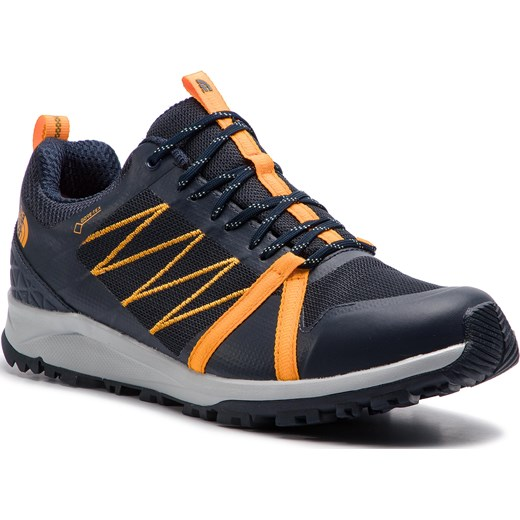 Trekkingi THE NORTH FACE - Litewave Fastpack II Gtx GORE-TEX T93REDCD0  Urban Navy/Zinnia Ornage  The North Face 44 eobuwie.pl