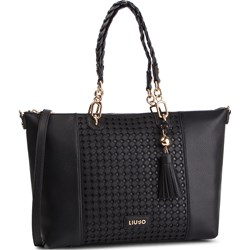 78afdcb326f67 Shopper bag Liu•jo czarna ...