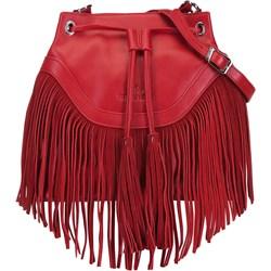 a0a2a789b2b3f Czerwone torebki damskie wittchen, wyprzedaż, lato 2019 w Domodi