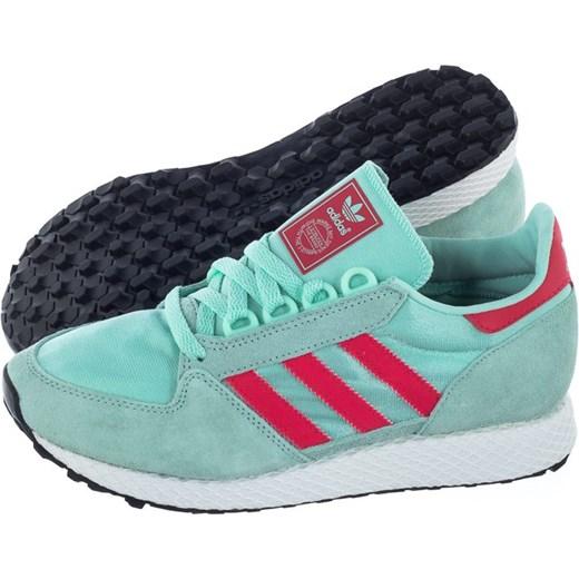 b58af8222243b Adidas buty sportowe damskie do biegania bez wzorów w Domodi
