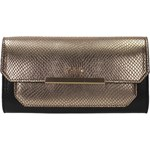 01f492e546dd0 Torebka CALVIN KLEIN BLACK LABEL - Instant Clutch On Chain Metalic ...