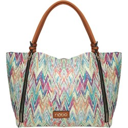 176a3862c7ccf Nobo shopper bag duża z nadrukiem