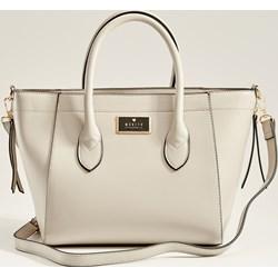 7af017cb163ae Mohito shopper bag z breloczkiem na ramię duża
