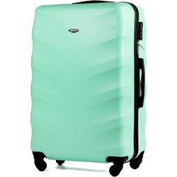 3d8ed6cc6fbf1 Zielone walizki i torby podróżne, lato 2019 w Domodi
