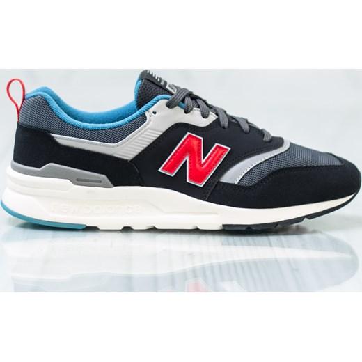 Buty sportowe męskie New Balance letnie sznurowane