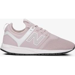 3f03da4ffcb0e Buty sportowe damskie New Balance dla biegaczy sznurowane bez wzorów na  wiosnę