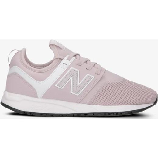 c4535c0a6f5c97 Buty sportowe damskie New Balance dla biegaczy sznurowane bez wzorów na  wiosnę