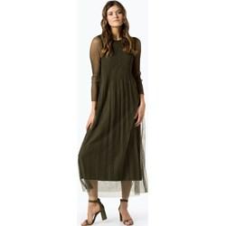 4fd18f8541 Sukienka Y.A.S na urodziny elegancka z okrągłym dekoltem z długimi rękawami  prosta