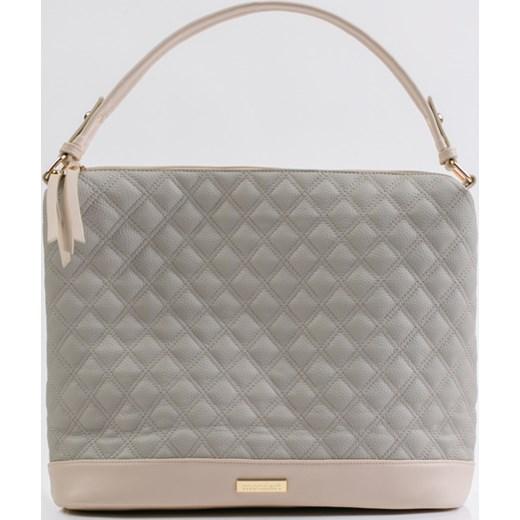 fa456879af931 Torba z pikowanym panelem II Monnari One Size E-Monnari · Shopper bag  Monnari bez dodatków ...