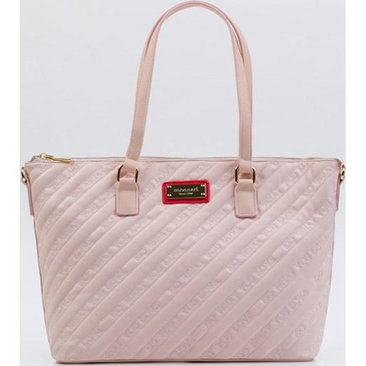 0c19dca83cb30 Shopper bag Monnari bez dodatków elegancka na ramię mieszcząca a6 w ...