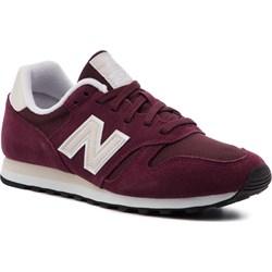 oficjalny dostawca klasyczne dopasowanie buty sportowe Buty sportowe damskie czerwone New Balance do biegania gładkie z tworzywa  sztucznego wiązane