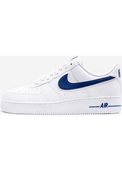 Air Force 1 '07 3 White Deep Royal Nike  okazja UrbanCity.pl  - kod rabatowy