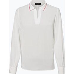 95e393e345f8 Bluzka damska biała Marc O Polo z długimi rękawami na wiosnę