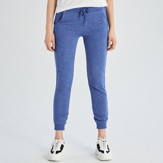 b7abed6563edec Sinsay - Spodnie dresowe - Niebieski Sinsay XL