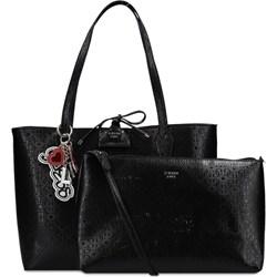 7b2cf93cd2bc3 Shopper bag Guess elegancka na ramię