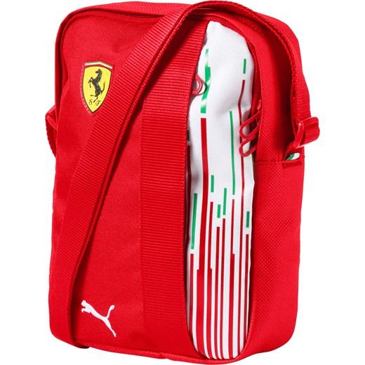 5bfb78b14fe45 Torba na ramię Scuderia Ferrari Backpack Team 2018 Puma uniwersalny  FBUTIK.EU