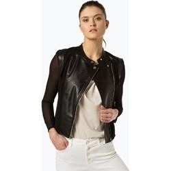 b6aad7900d53a Kurtka damska Guess Jeans krótka rockowa gładka