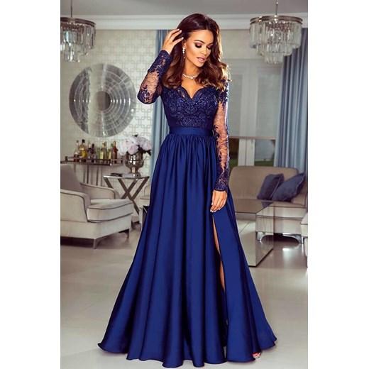 453eee4bc5 Sukienka Emo Sukienki na karnawał z długim rękawem elegancka maxi w ...