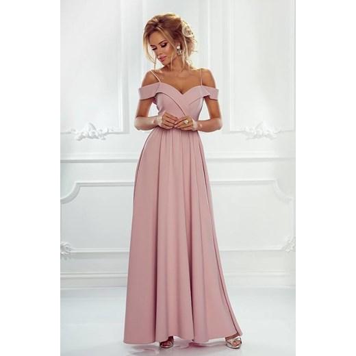 dd59f7297c Sukienka Emo Sukienki na ramiączkach maxi na bal w Domodi