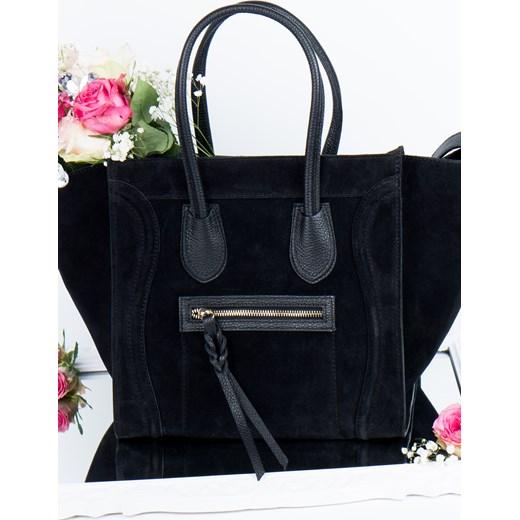 40a0dbb486bfd ... Torebka a'la Celine czarna Produkt Włoski uniwersalny Stardust Butik ...