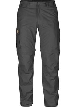 Spodnie męskie Fjallraven Karl MT Zip-Off Dark Grey Fjällräven  alpinsklep.pl - kod rabatowy
