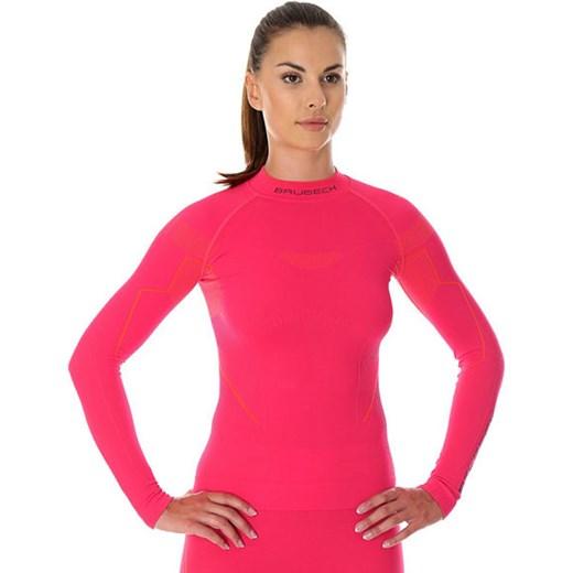 9c2805ae17774e Różowa odzież termoaktywna Brubeck na jesień w Domodi
