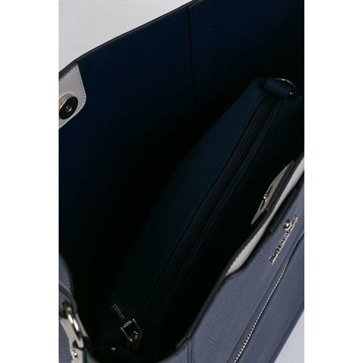 6f3420f2cf495 ... bez dodatków  Shopper bag Monnari matowa duża elegancka na ramię  Shopper  bag niebieska ...
