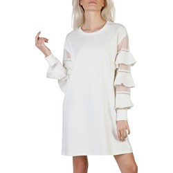 43209000fa Sukienka Imperial biała oversize na urodziny