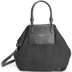 aa27dddcf3c44 Shopper bag Patrizia Pepe z nadrukiem casualowa