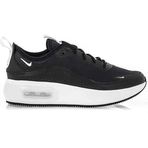 Nike buty sportowe damskie dla biegaczy na wiosnę czarne