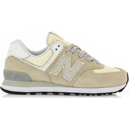 e6a4c02f9cf3ff ... New Balance buty sportowe damskie casualowe w stylu młodzieżowym new  575 sznurowane gładkie ...
