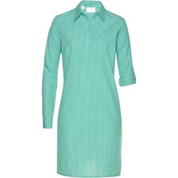 ad0856ec5a Sukienka BPC Selection z długim rękawem bez wzorów do pracy szmizjerka