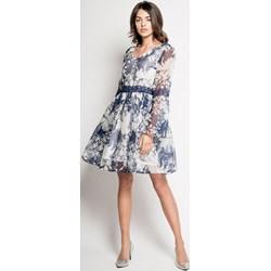 3811a1d3ffd8 Sukienka z długim rękawem