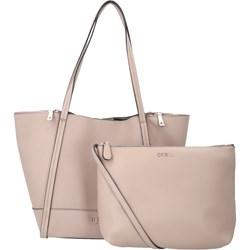 076045c440a06 Różowe torby shopper bag guess