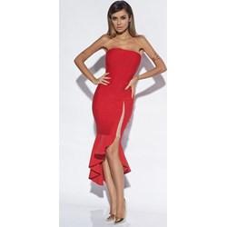 9ca38ba84b Sukienka Lou Women`s Fashion na randkę midi elegancka