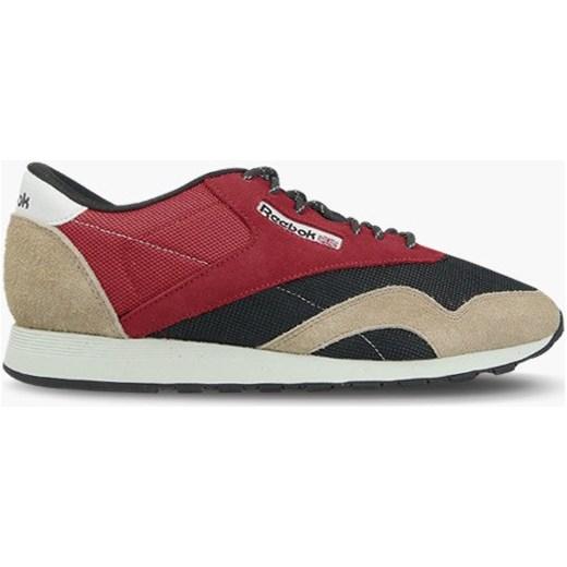 Buty sportowe męskie Reebok classic sznurowane zamszowe Buty