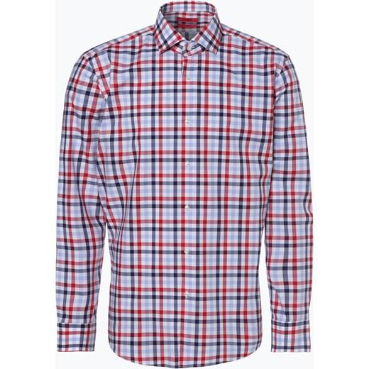 0aafbd6c919c1 Koszula męska Hugo Boss w kratkę casual z długimi rękawami w Domodi