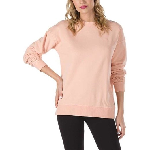Najlepsze miejsce Kup online najlepsza wartość Bluza damska różowa Vans jesienna