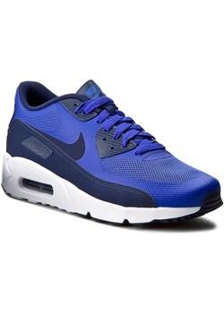 Buty Nike Air Max 90 Ultra 2.0 Essential 875695-400 blue Nike  Street Colors - kod rabatowy