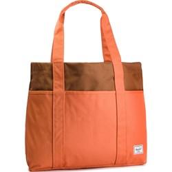 5031eca77975e Herschel Supply Co. shopper bag bez dodatków duża pomarańczowy ...