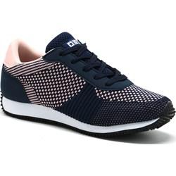 finest selection cf0ee acbe9 Buty sportowe damskie Big Star sneakersy na wiosnę sznurowane płaskie