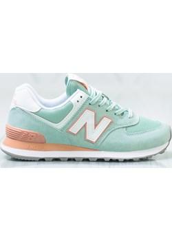 New Balance 574 WL574ESE  New Balance Sneakers - kod rabatowy