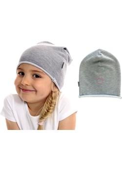 Dziecięca CZAPKA beanie dresowa z motywem JABŁUSZKO 40-50 cm Rennwear  rennwear.com - kod rabatowy