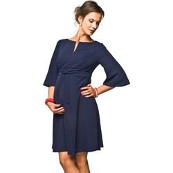 538171ce Sukienka ciążowa Torelle gładka