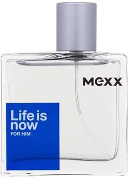 Mexx Life Is Now For Him   Woda toaletowa M 50 ml Mexx  perfumeriawarszawa.pl - kod rabatowy