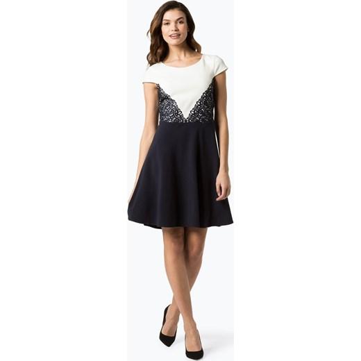01f430361c Sukienka Esprit midi z okrągłym dekoltem na urodziny trapezowa w Domodi