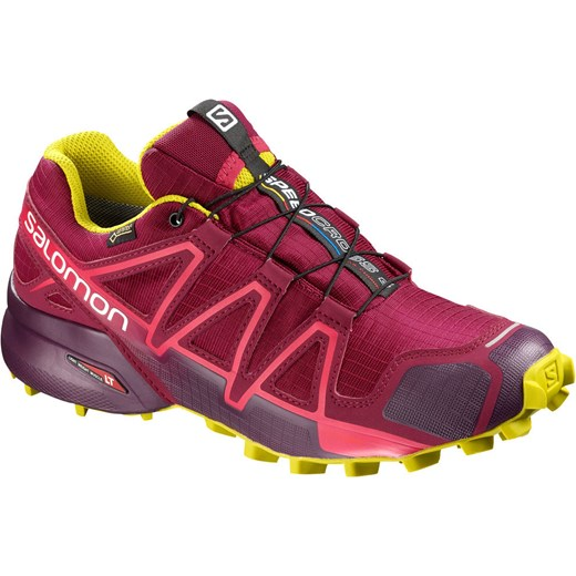 d63b8c94 Buty do biegania w terenie SALOMON SPEEDCROSS 4 GTX Gore-tex (404666)  Salomon