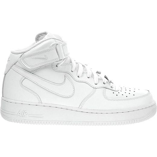 f51c81b3f5995 Buty sportowe męskie Nike air force białe sznurowane w Domodi